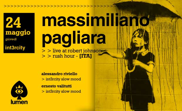 massimiliano pagliara lumen vol 3 in club salerno